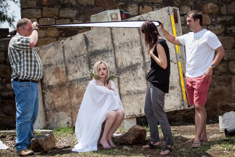 Ancel – Behind the scenes